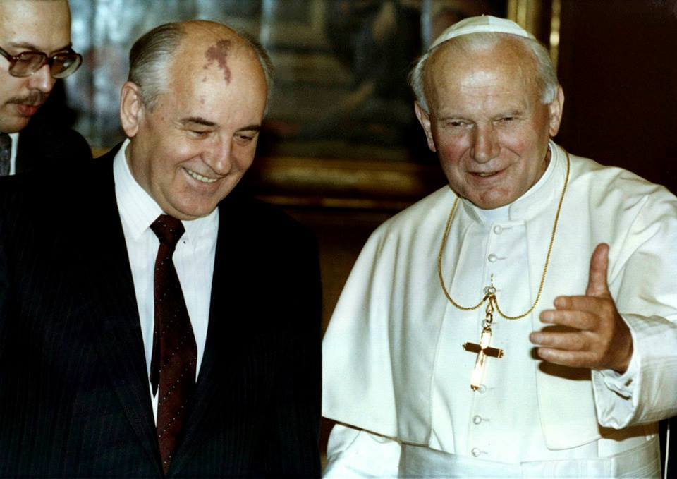 John Paul II, Facebook