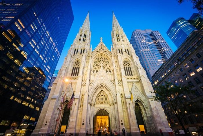 [ON] PRIMUM SANGUIS St_Patrick_s_Cathedral-shutterstock_315532241-700x471